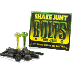"Shake Junt Bag O' Bolts Allen 7/8"" Skateboard Bolts"