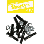"Shorty's Hardware 1-1/8"" Allen Deck Bolts"