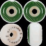 Spitfire Classic 52mm 99a Skateboard Wheels