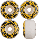 Spitfire Classic 55mm 99a Skateboard Wheels