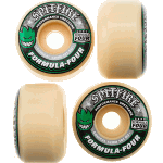 Spitfire F4 Conical 52mm 101a Skateboard Wheels