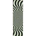 Spitfire Glow Swirl Skateboard Griptape Sheet