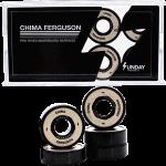 Sunday Chima Ferguson Pro Rated Bearings