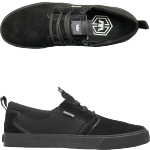 Supra Flow Black Black Skate Shoes
