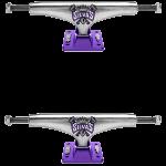 "Thunder Titanium Lights 147 Silvas 5.25"" Skateboard Trucks"