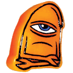 Toy Machine Orange Sect Eye Skate Wax