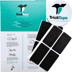 TrickTape Skate Shoe Tape 8pk Black