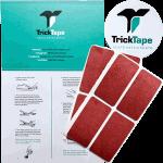 TrickTape Skate Shoe Tape 8pk Maroon