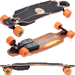 Unlimited x Loaded Cruiser Icarus Complete Electric Skateboard