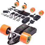 Unlimited x Loaded Race Electric Skateboard Kit