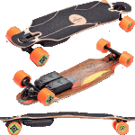 Unlimited x Loaded Race Icarus Complete Electric Skateboard