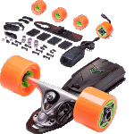 Unlimited x Loaded Solo Electric Skateboard Kit